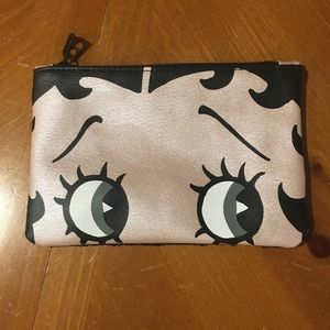 NWOT Betty Boop Ipsy bag